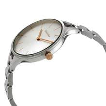 Calvin Klein Steel Graphic Ladies Watch