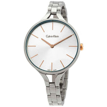 Load image into Gallery viewer, Calvin Klein Steel Graphic Ladies Watch