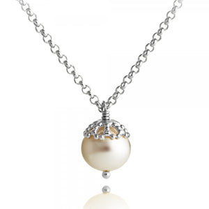Jersey Pearl Emma Kate Pendant