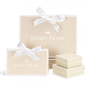Jersey Pearl Graduated Pearl String 3-8mm
