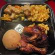 4 pc BBQ Chicken Platter