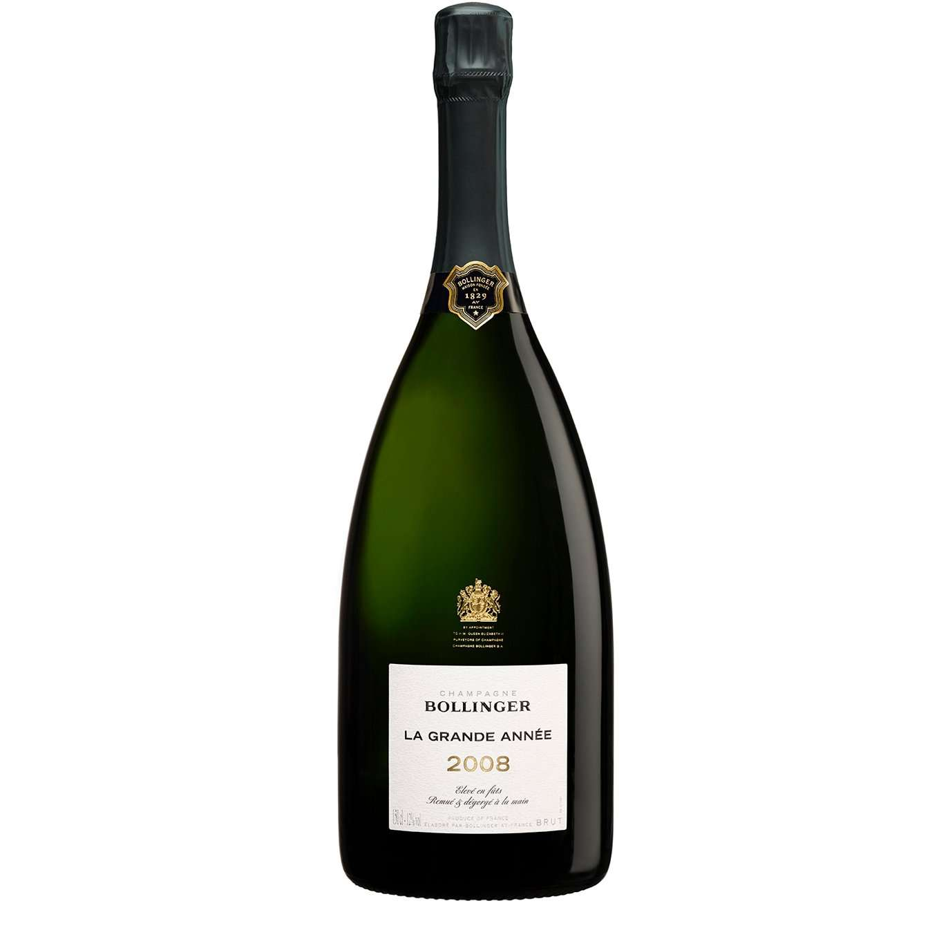 Bollinger Grand Annee, France - Champagne