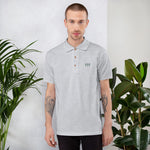 Polo hombre electric colour