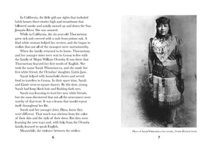 Sarah Winnemucca: A Princess for the People