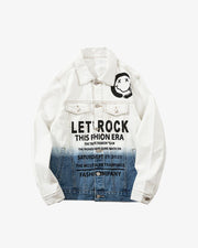 Let's Rock Denim Jacket