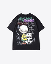 Zombie Brown T-Shirt