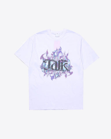 Purple Flames T-Shirt