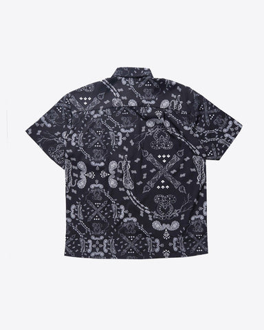 Colored Bandana Shirt