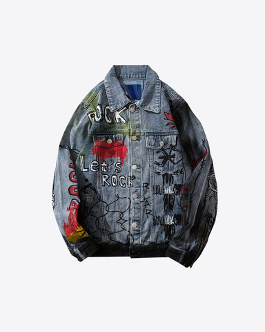 Rockstar Denim Jacket