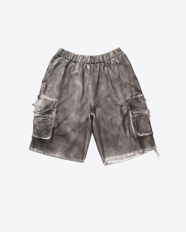 Marbled Shorts