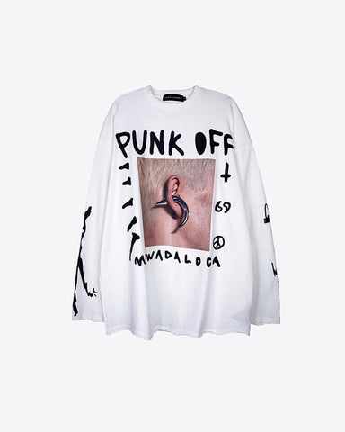 Punk Off Long Sleeve