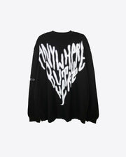 Burned Long Sleeve