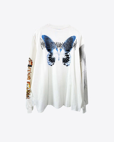 Horror Butterfly Long Sleeve