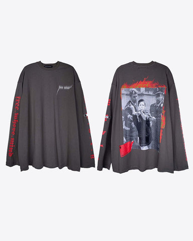 Oppressed Long Sleeve