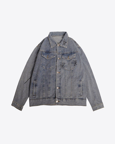 Childish Denim Jacket