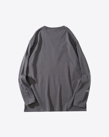 Restrained Long Sleeve