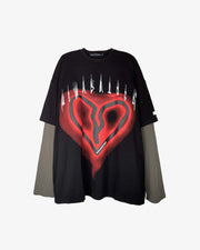 Broken Hearted Long Sleeve