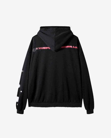Butterfly Touched Hoodie
