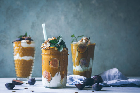 3 Healthy Fall Smoothies You Will Drink All Season Long
