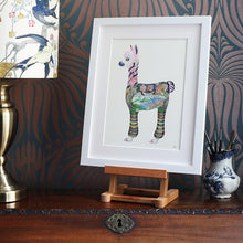Load image into Gallery viewer, Alpaca  - Print - The DM Collection