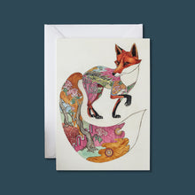 Load image into Gallery viewer, Fox - Card - Pack of 6