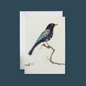 Blackbird - Card - Pack of 6