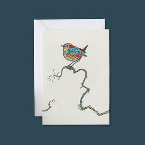 Wren - Card - Pack of 6