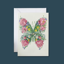 Load image into Gallery viewer, Butterfly - Card - Pack of 6
