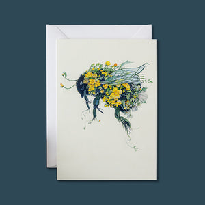 Bumblebee - Card - Pack of 6