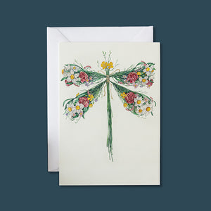 Dragonfly - Card - Pack of 6