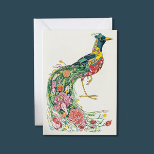 Bird of Paradise - Card - Pack of 6