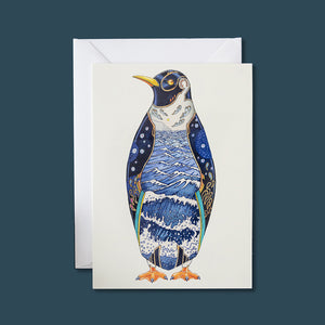 Penguin - Card - Pack of 6