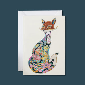 Future Fox - Card - Pack of 6