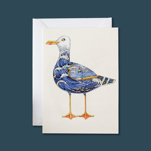 Seagull - Card - Pack of 6