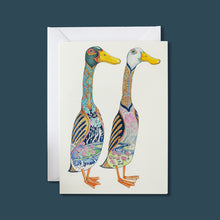 Load image into Gallery viewer, Runner Ducks - Card - Pack of 6