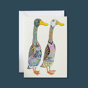 Runner Ducks - Card - Pack of 6