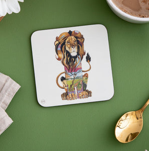 Lion - Coaster - The DM Collection