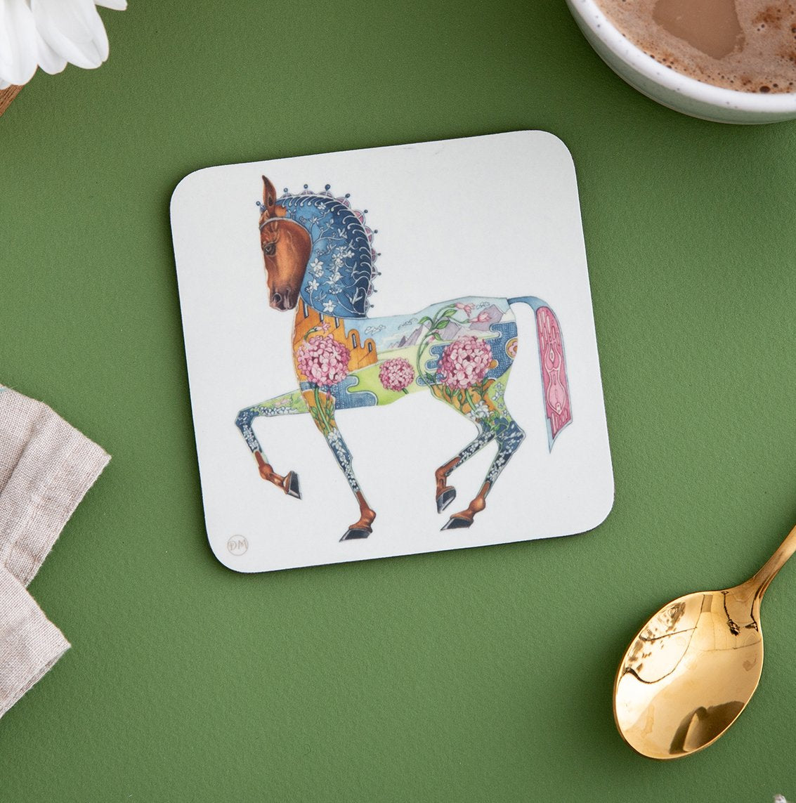 Horse - Coaster - The DM Collection