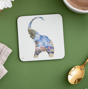 Elephant Squirting Water - Coaster - The DM Collection