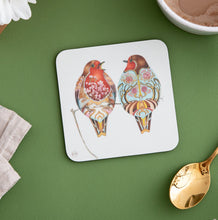 Load image into Gallery viewer, Two Robins - Coaster - The DM Collection