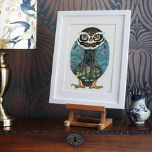 Load image into Gallery viewer, Little Owl - Print - The DM Collection