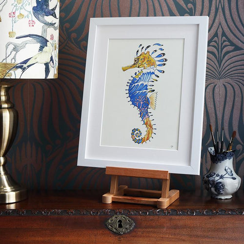 Seahorse - Print - The DM Collection