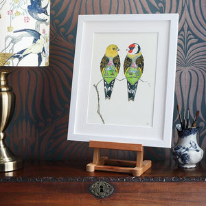 Goldfinches - Print - The DM Collection