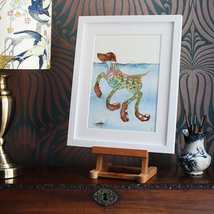 Doggy Paddle - Print - The DM Collection
