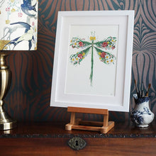 Load image into Gallery viewer, Dragonfly  - Print - The DM Collection