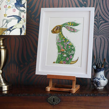 Load image into Gallery viewer, Hare in a Meadow  - Print - The DM Collection