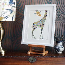 Load image into Gallery viewer, Giraffe - Print - The DM Collection
