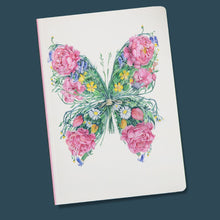 Load image into Gallery viewer, Perfect Bound Notebook - Butterfly