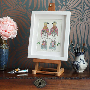 Turtle Doves - Print - The DM Collection
