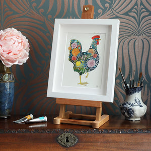 Chicken  - Print - The DM Collection